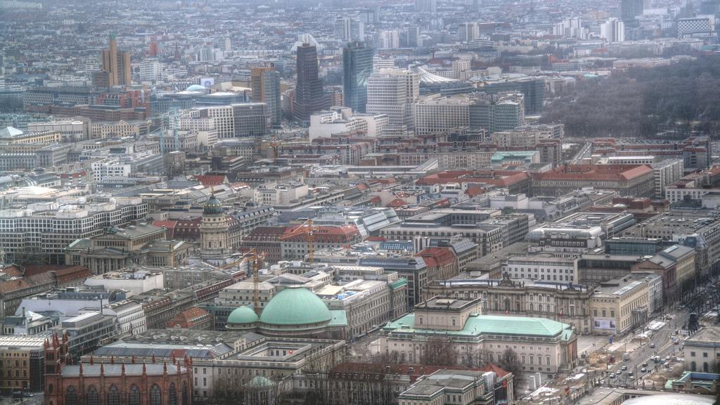 Hässlichste Stadt Deutschlands