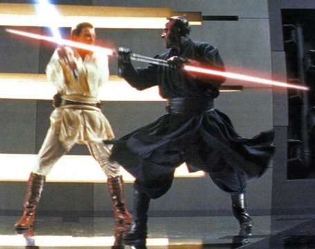 456px-Darth Maul vs Obi-Wan