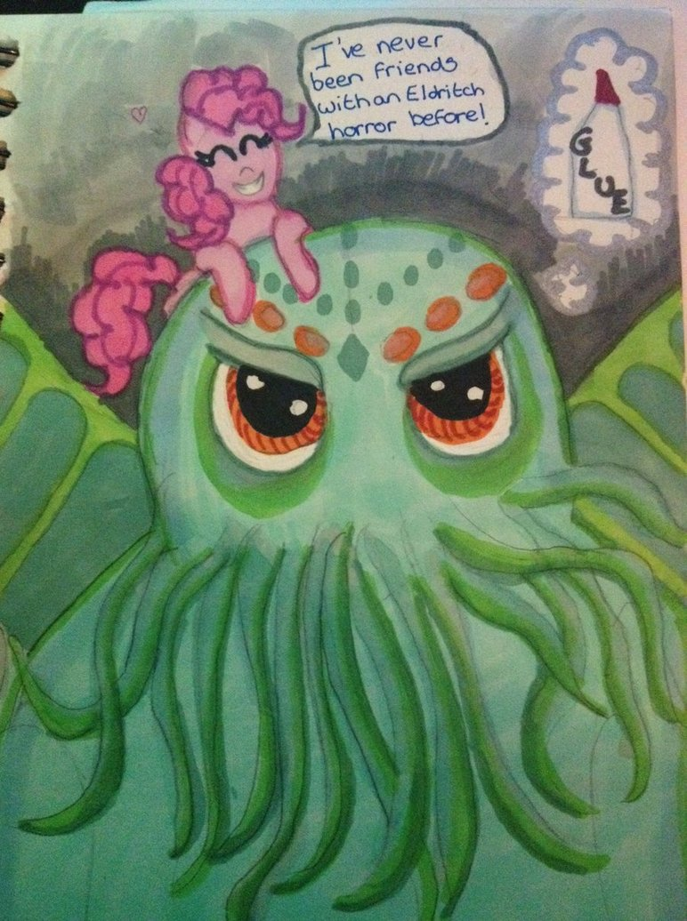 pinkie pie meets cthulu episode 1  r  yl