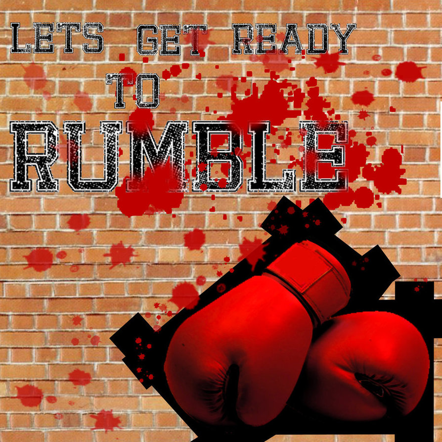 lets get ready to rumble by wanisch