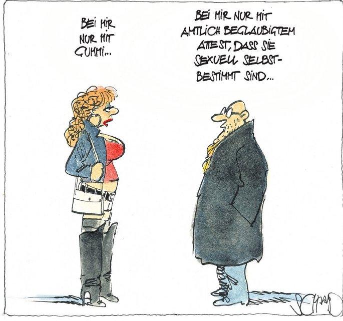 Prostitution deutschland krankheiten