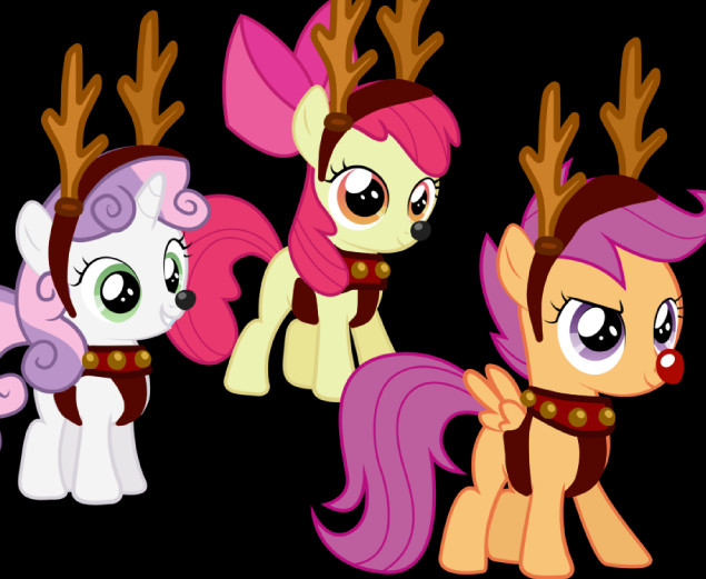 cmc christmas by 12rey12-d5oxbb0