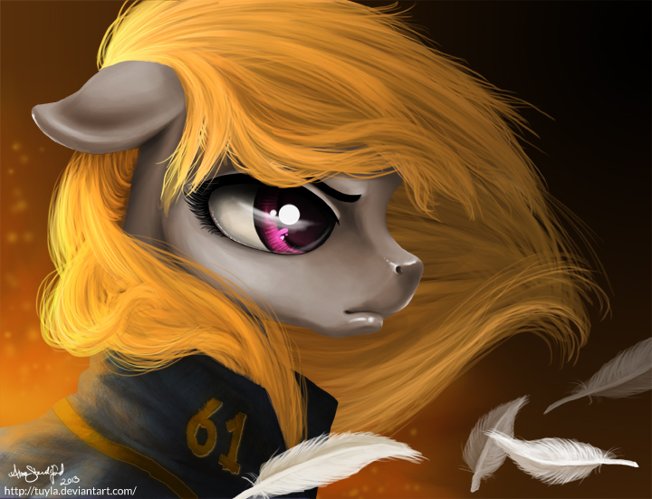 commission   dovetail  oc pony by tuyla-