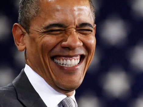 Obama-Laughing-At