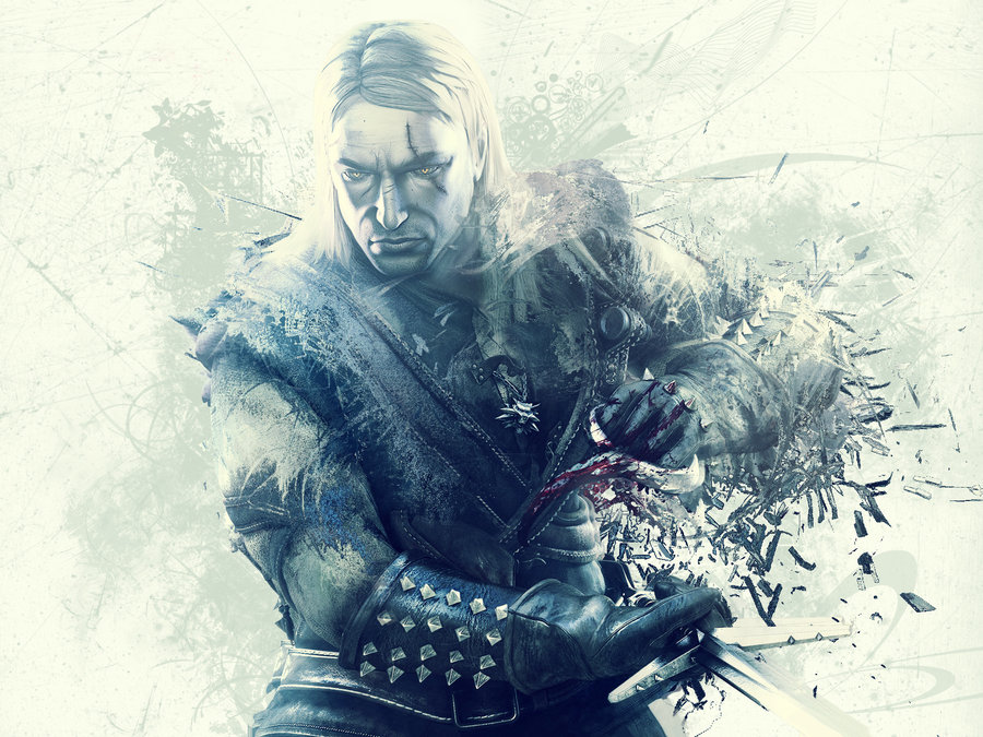 t6GhjcT Geralt of Rivia by Take The Black