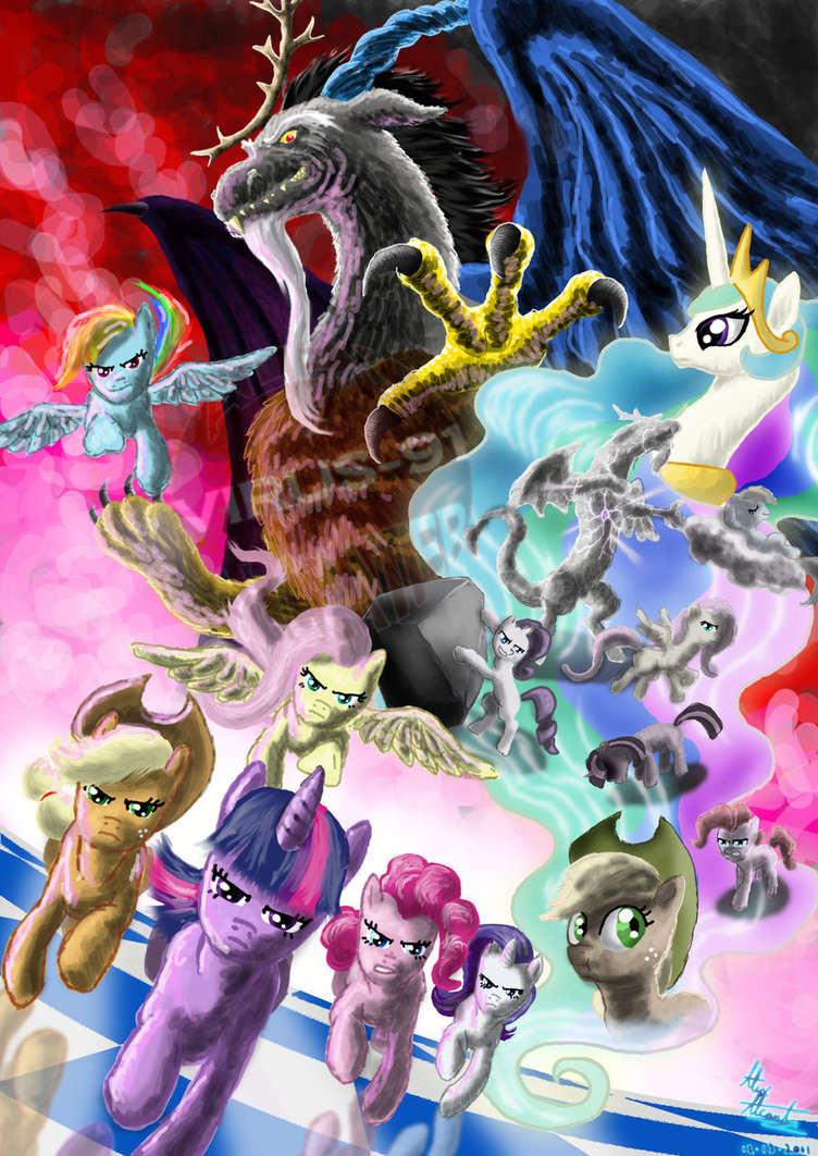 my little pony  the return of harmony by