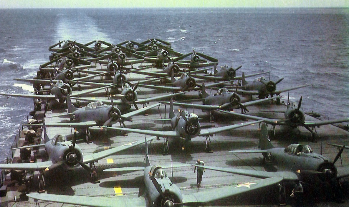 USS Enterprise 28CV-629 flight deck earl