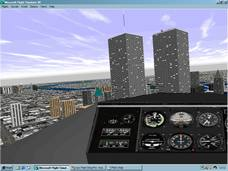 FlightSim1 Virtual WTC
