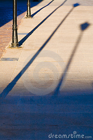 street-lamp-s-shadow-thumb3897873