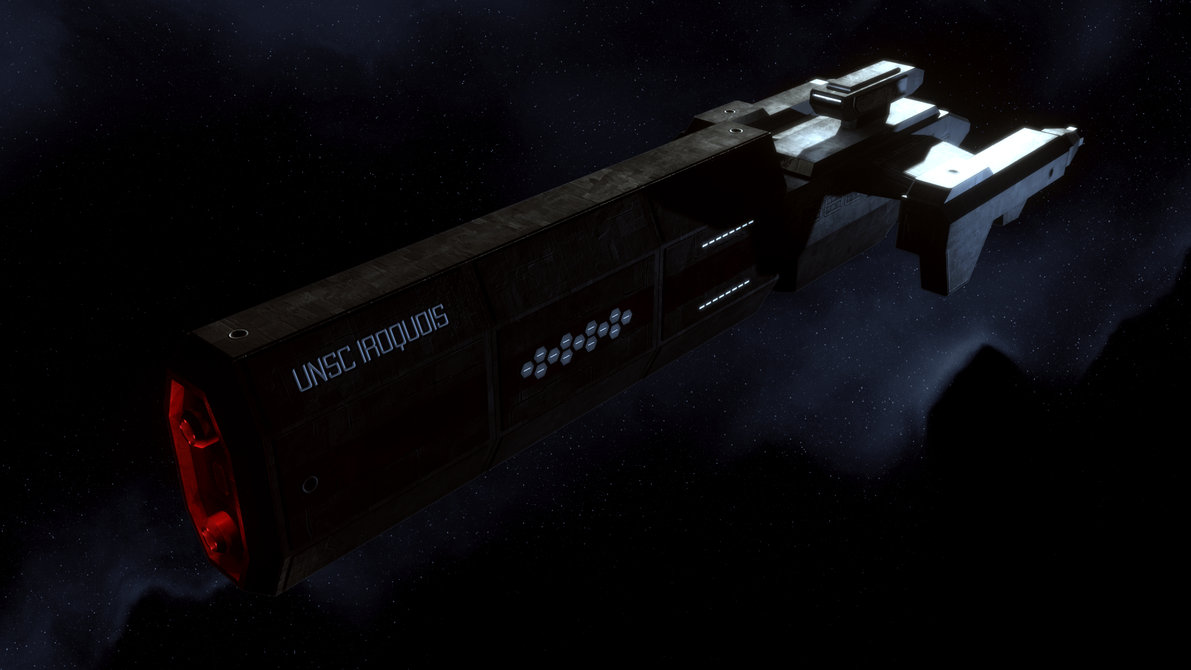 UNSC Iroquois by x717x