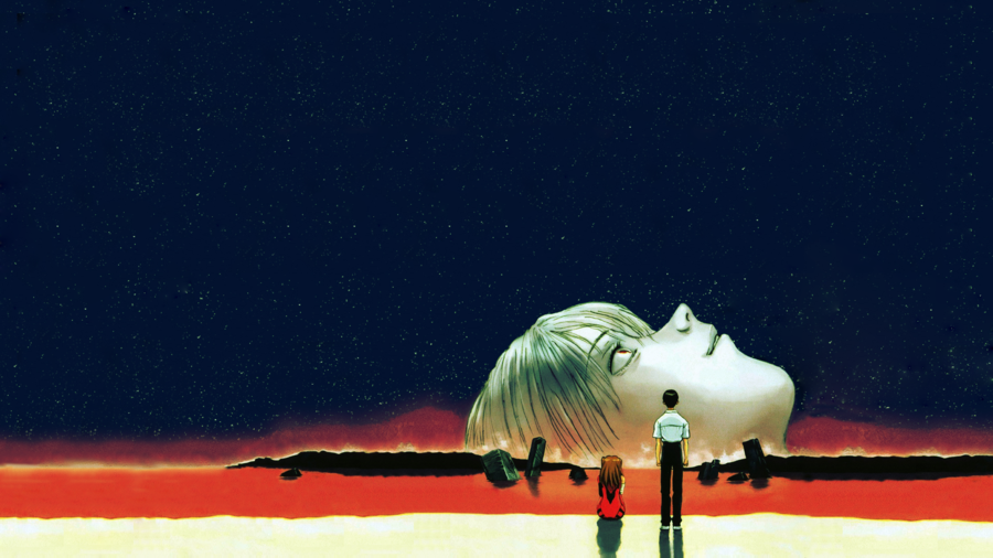 end of evangelion wallpaper by chr5d50-d
