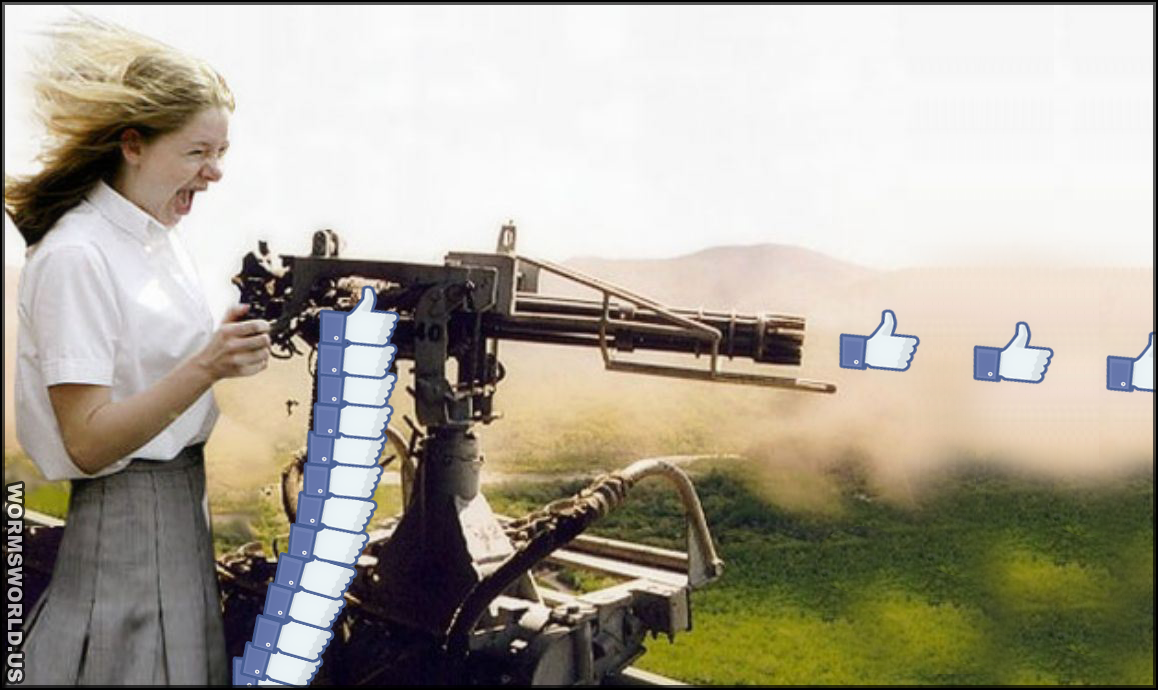 machine-gun-facebook-like