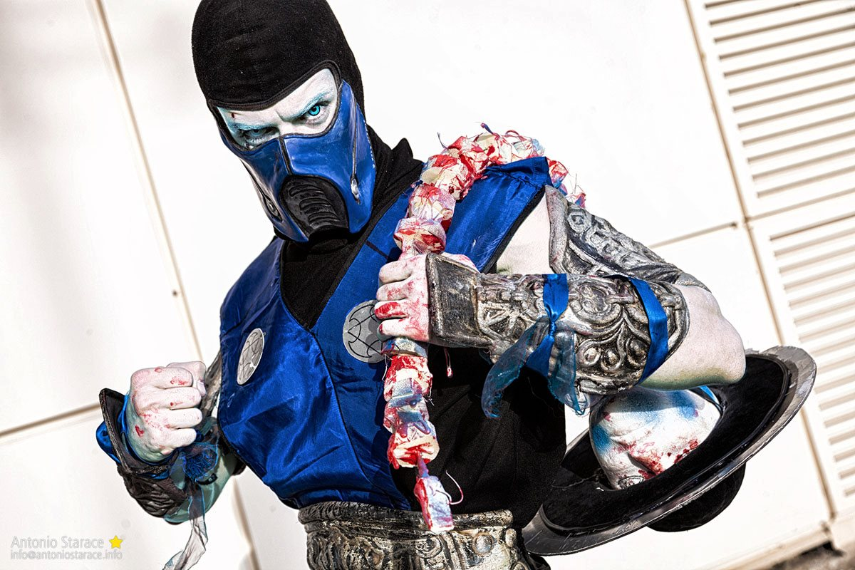 mortal freeze by leon chiro as sub zero