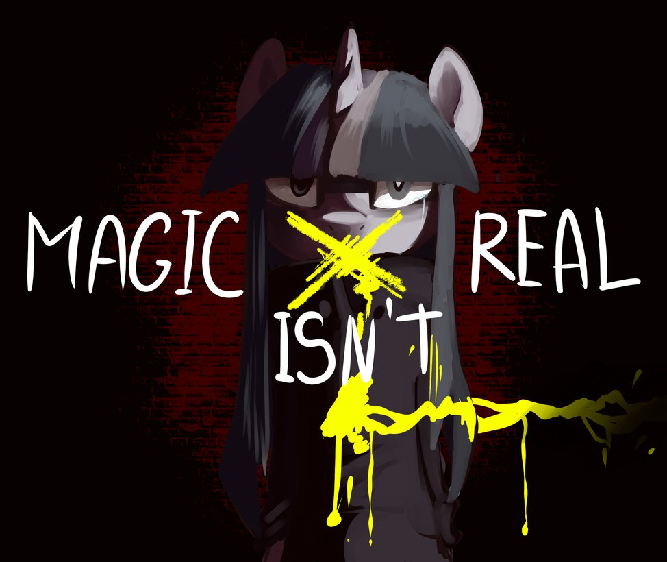 magic isn t real by kmrshy-d7qwxl1