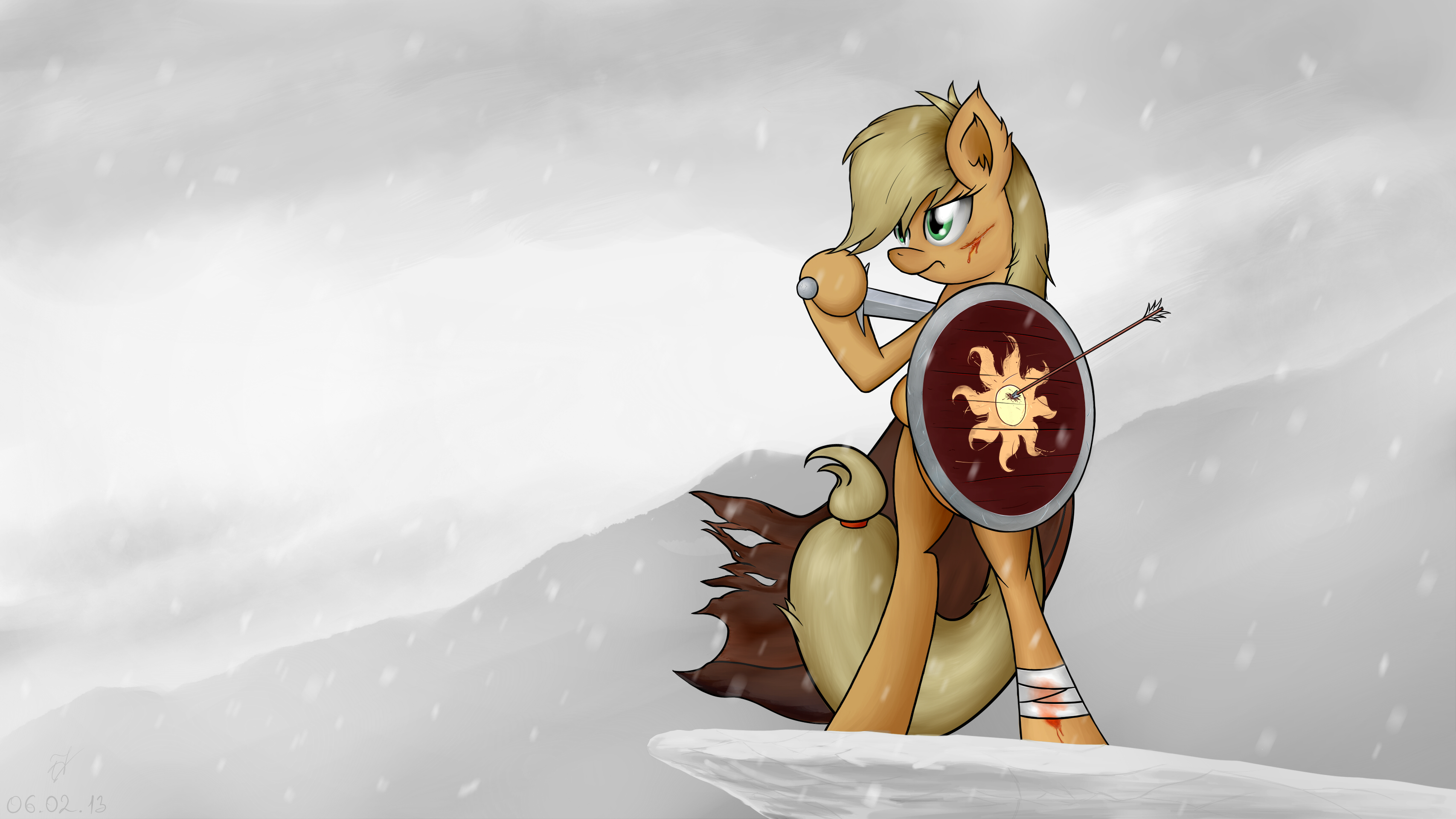 winter is coming    by lazy joe-d5u0ev7