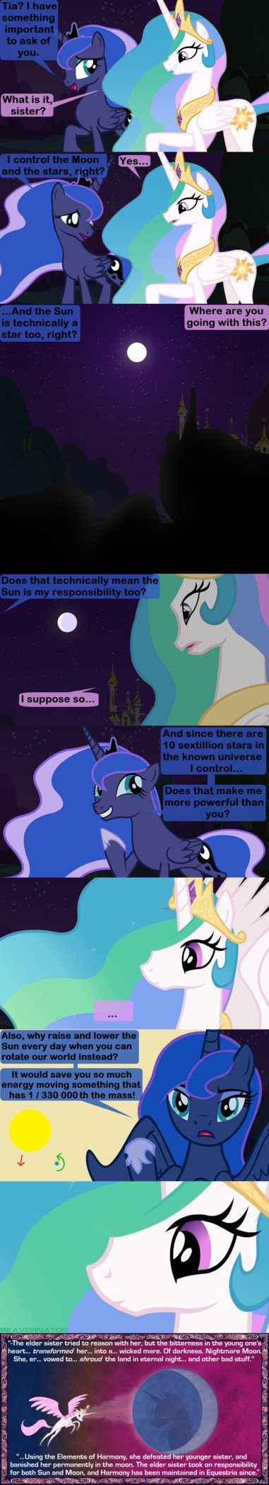what really happened before luna s banis