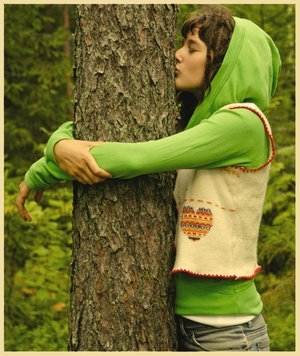 treehugger-going-green