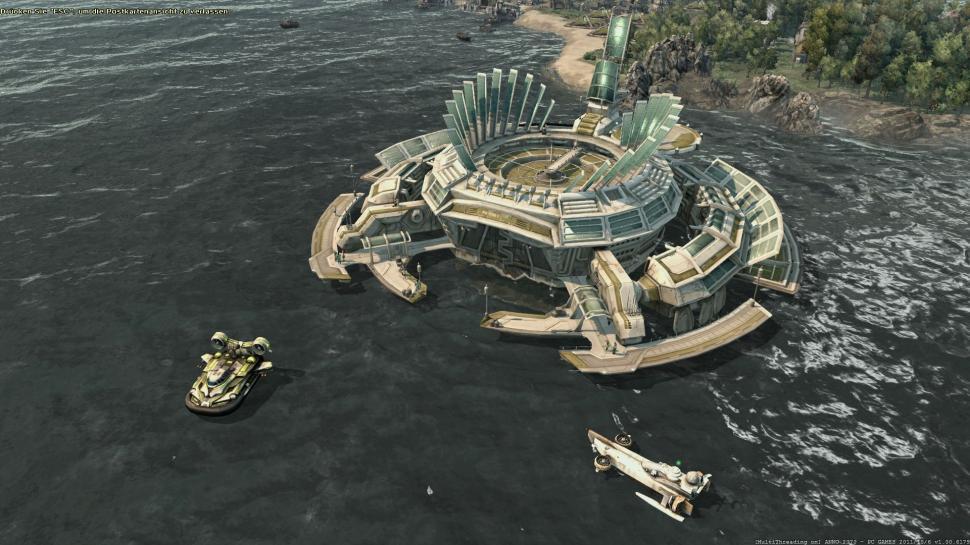Berlebensszenarien nach der katastrophe seite 2 for Anno 2070 find architect