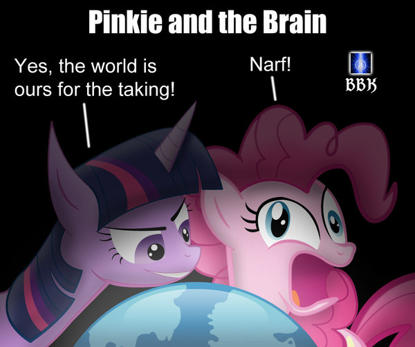 pinkie and the twilight by bb kenobi-d3d