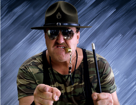 Sgt.-Slaughter-Giving-Pose