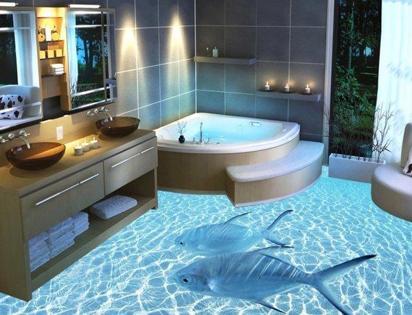 Best Die Schönsten Badezimmer Der Welt Photos - Erstaunliche ...
