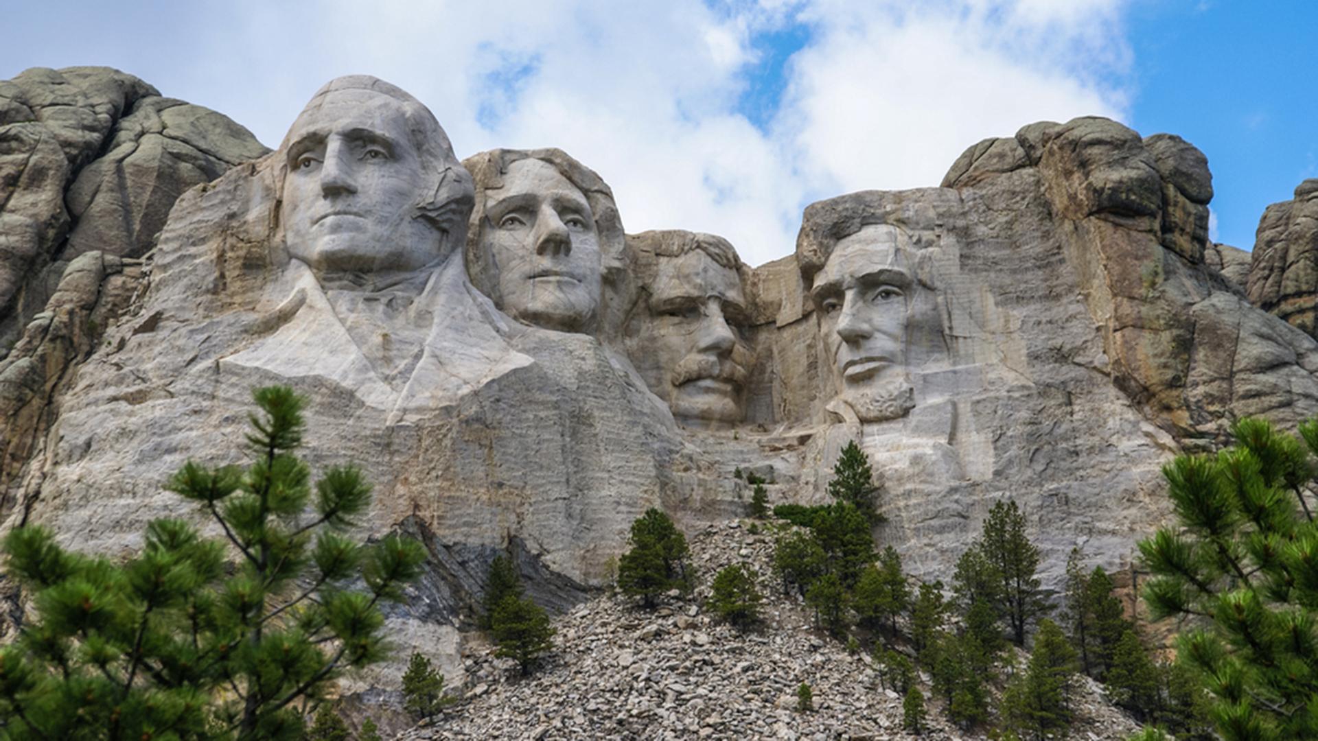 Mount Rushmore Bilder