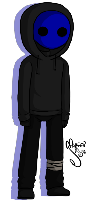 ccp  eyeless jack by pocket chocolate-d
