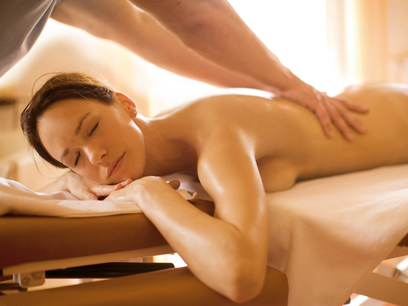 Massage naked new york
