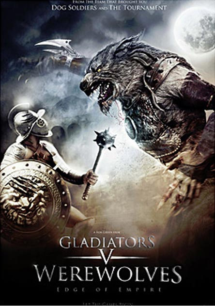 GladiatorsVWerewolves