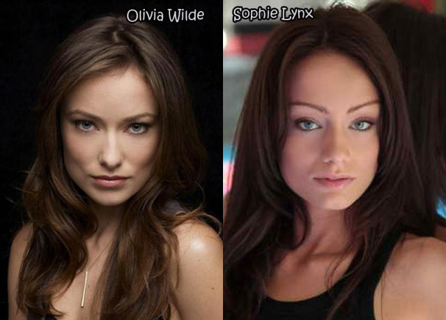 porn star lookalikes of popular celebs 6