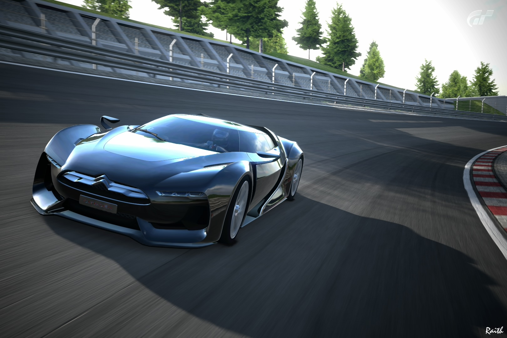gran turismo project 15   car photograph