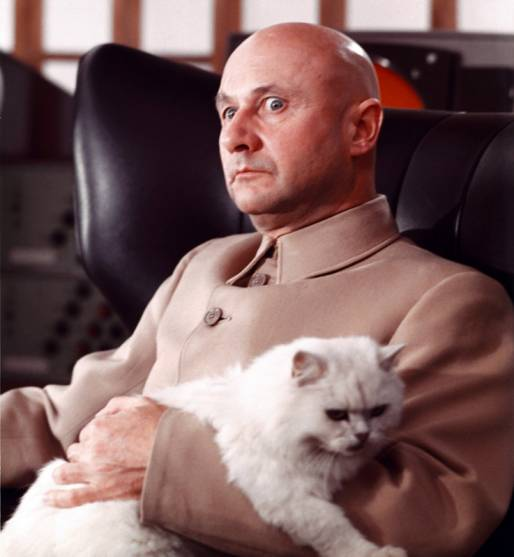 blofeld james bond 007