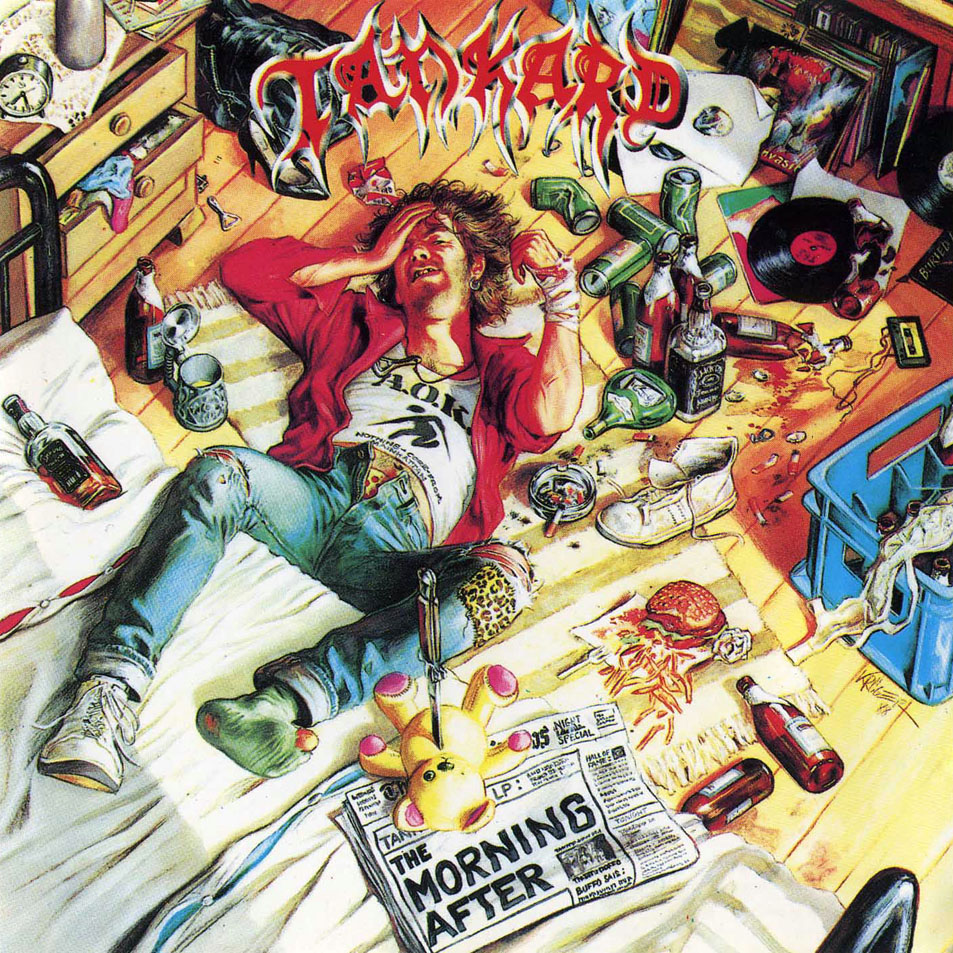 Tankard-The Morning After-Frontal