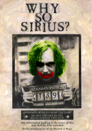Why So Sirius  by Imalshen