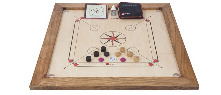 ug 710 - tournament carrom set - 22