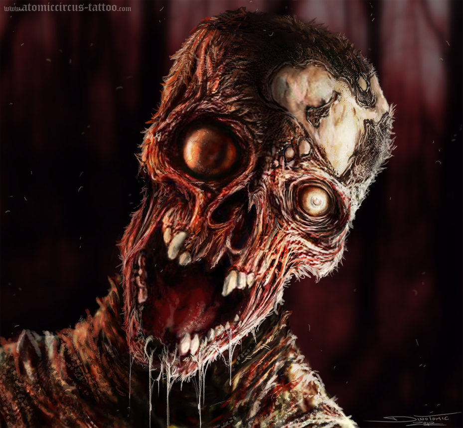 one more zombie by atomiccircus-d590twb