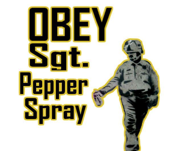 obey sgt pepper spray