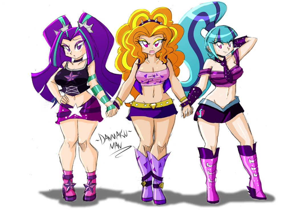 commission  sexy and evil by danmakuman-