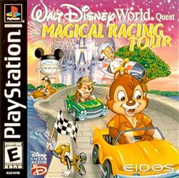 Disney Magical Racing Tour Rom