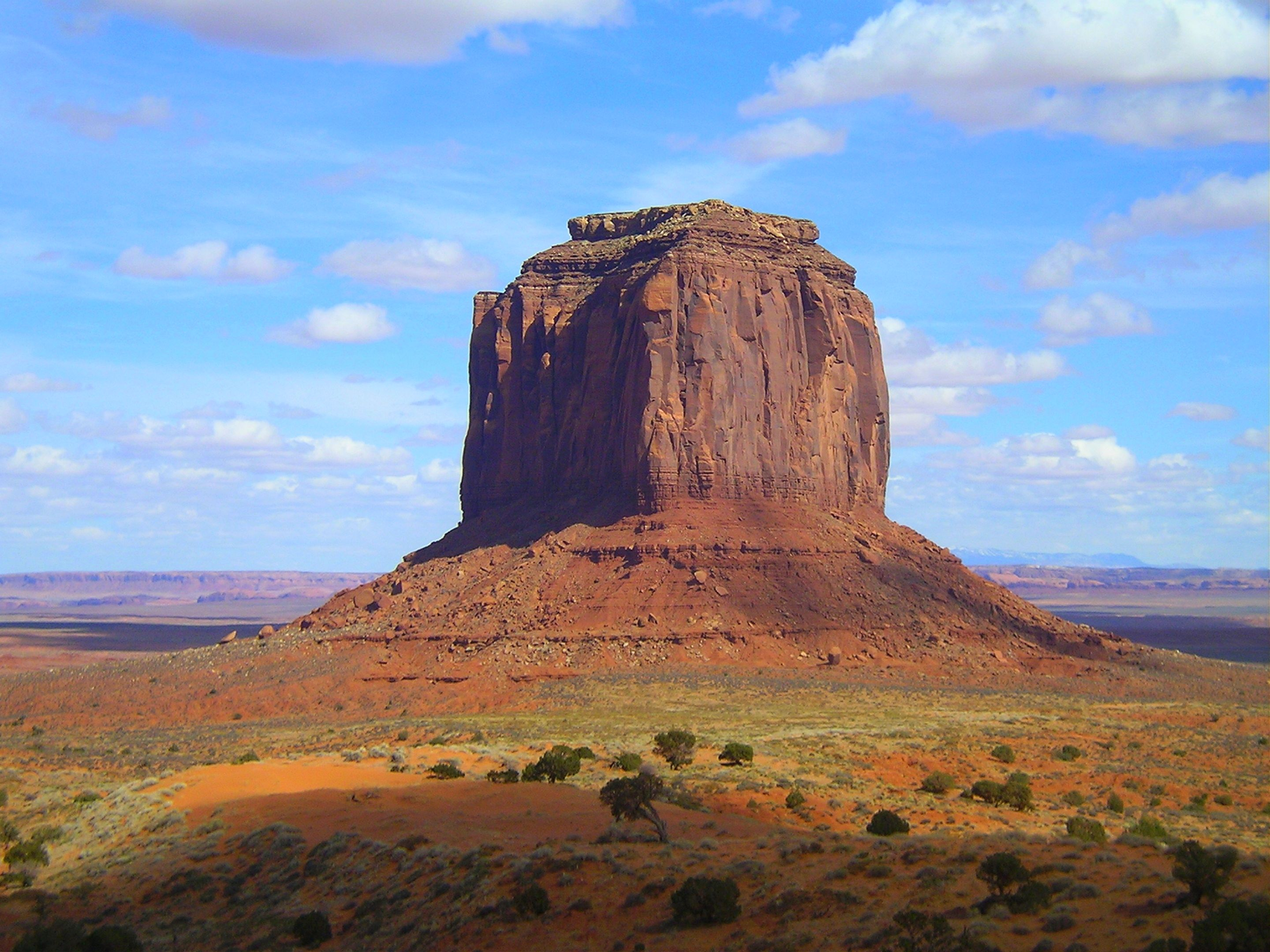 Monument Valley Merrick Butte