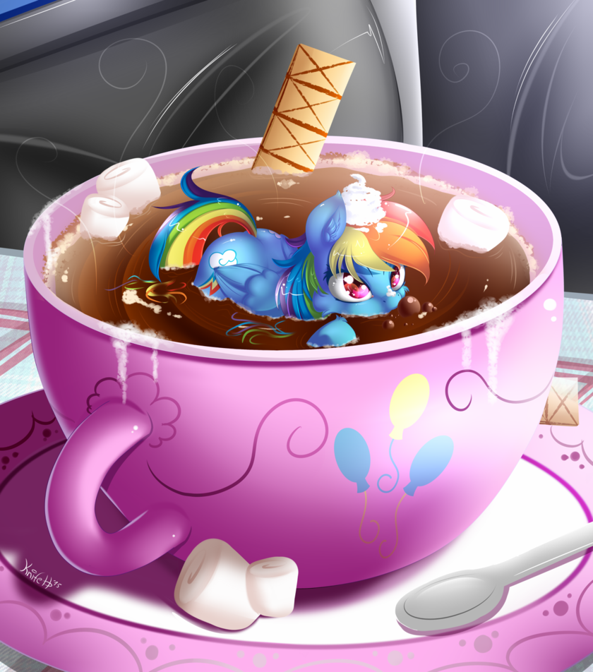 cup o dash by knifeh-d7gz81y