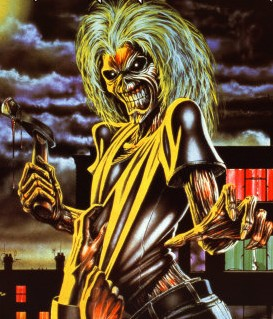 iron maiden-eddie