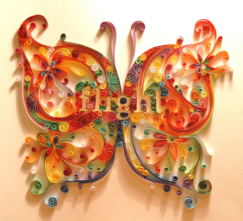 t9b0bPI K73Zyk butterfly quilling1 by iron maide