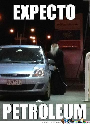 dumbledore-with-his-car o 891718