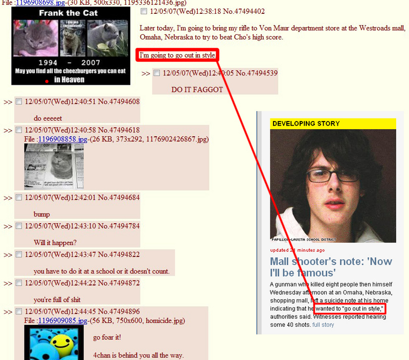 Hack Forums - 4chan user posts and warns people about not