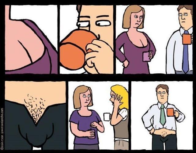 Erster Fall von sexueller Belästigung