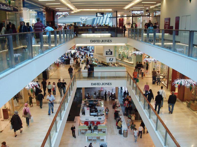Innenstadt Altstadt Vs Shopping Mall Allmystery