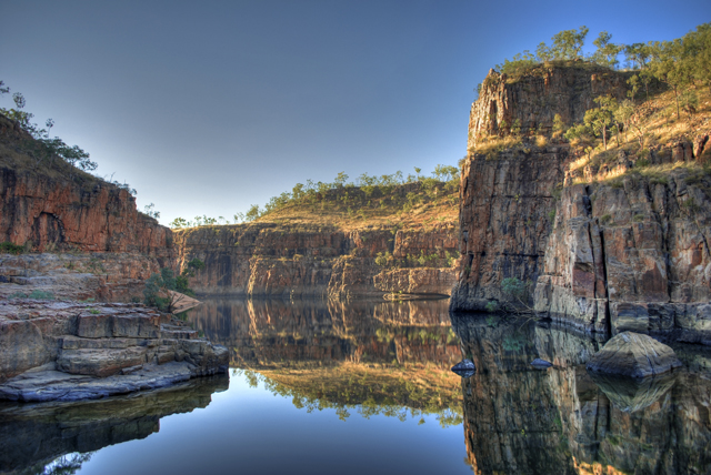 tDPgG1a katherine Gorge1  NT Australia by PaulCh
