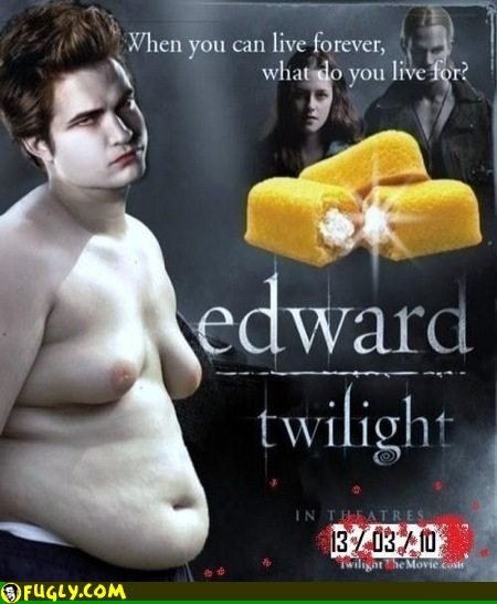 fat twinkie twilight edward