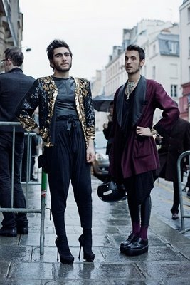 6faf85bb5460f0 Können   dürfen Männer Highheels tragen  - Allmystery